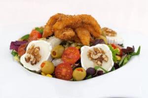 Ensalada pollo