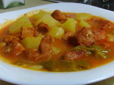 Guiso de pollo calories guiso de pollo peruano receta - Guiso de carne de cerdo ...