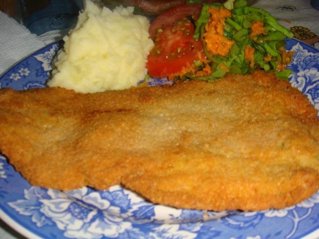Empanado de pescado