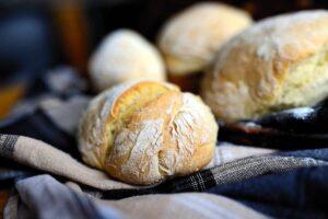 Bollitos de pan de ajo