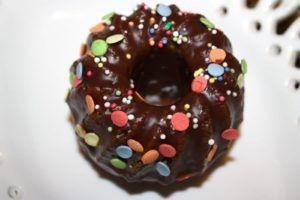 donut al horno