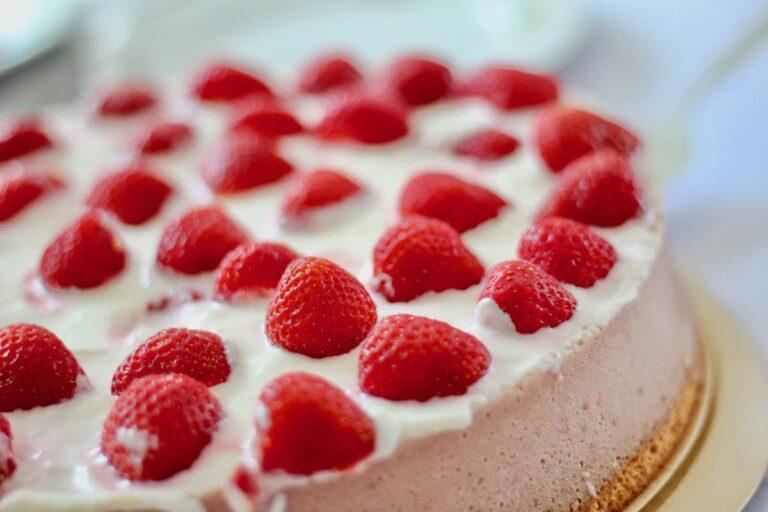 Tarta gelatina