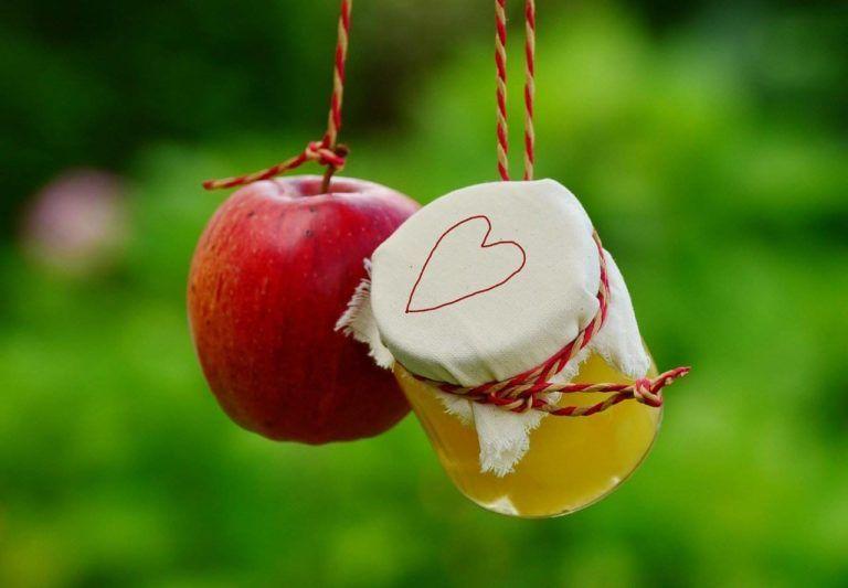 compota manzana