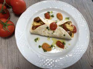 Fajita pollo
