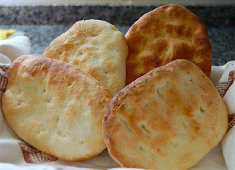 Tortillas de pan