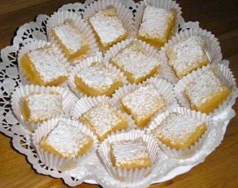 pastelito de limóm