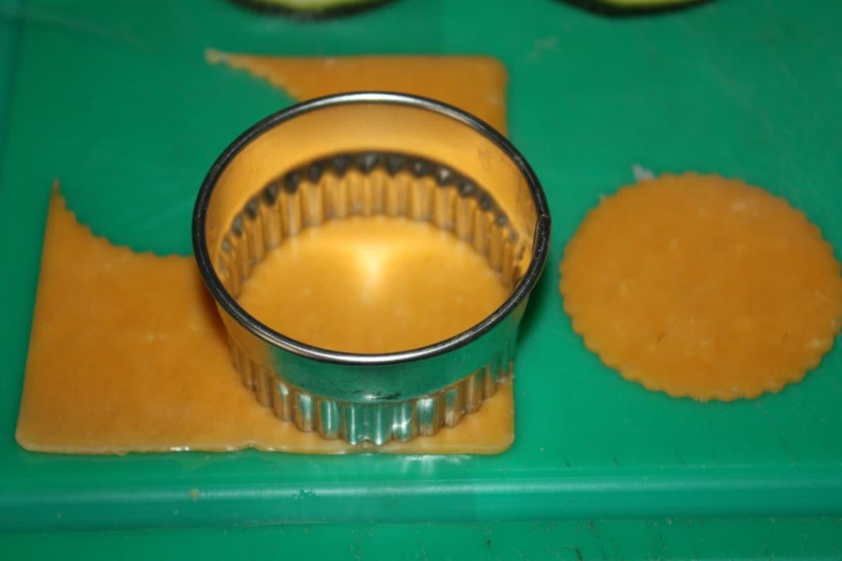 Cortar el queso
