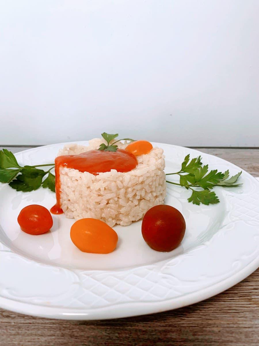 Cubito arroz básico