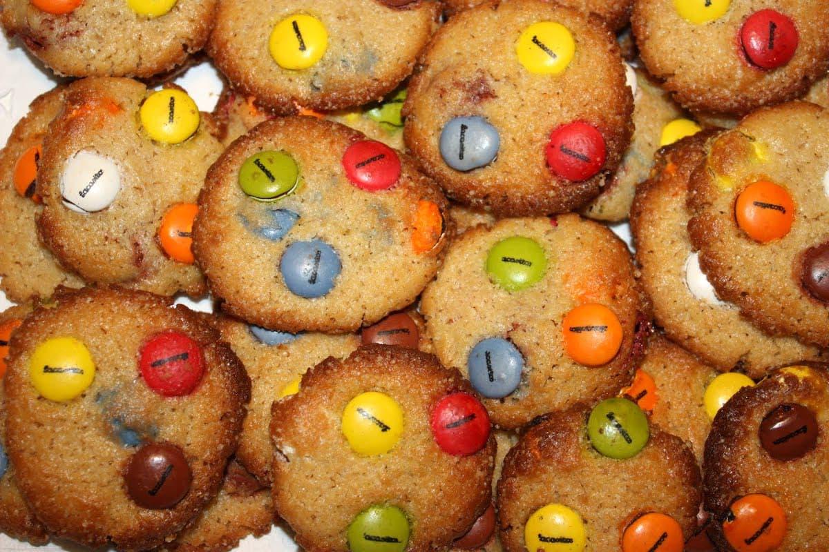 Cookies de lacasitos