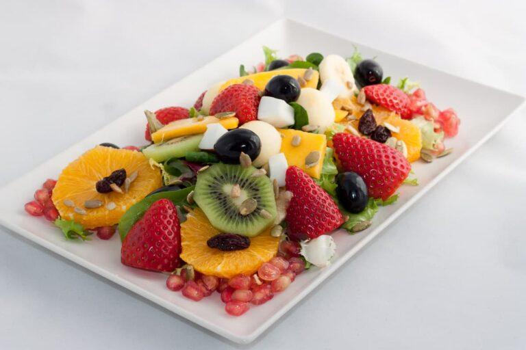 Ensalada frutas exoticas